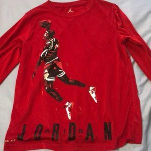 Jordan long sleeve